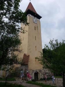 biserica evanghelica Cisnadioara